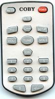 Coby RCNN171 Remote Controls