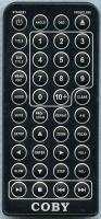 Coby RCNN42BL Remote Controls