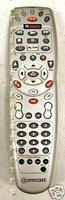 COMCAST urc1068 Remote Controls