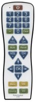 Continu.us PC100 Pure Control Water Resistant Antimicrobial Remote Controls