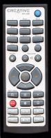 Creative rm1500 Remote Controls