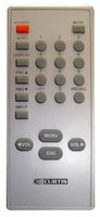 CURTIS LCD1975REM Remote Controls