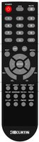 CURTIS LCD3227A2REM Remote Controls
