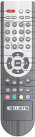 CURTIS LCD3229REM Remote Controls