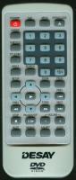 Desay 163901 Remote Controls