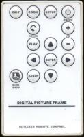 DIGITAL PICTURE FRAME DPF001 Remote Controls