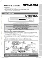 FUNAI dvr91dgom Operating Manuals