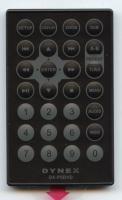 Dynex dxp9dvd Remote Controls