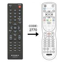Dynex DXRC01A12 Remote Controls