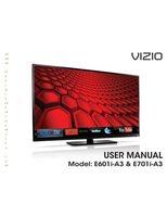 VIZIO e701ia3eom Operating Manuals