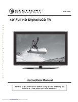 Element eldft404om Operating Manuals