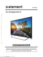 Element ELST3216HOM Operating Manuals