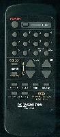 EMERSON 076r056200 Remote Controls