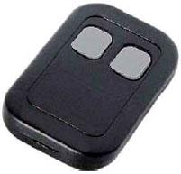 EMX LR 650 TX2B Visor Size two button long range transmitter Garage Door Openers