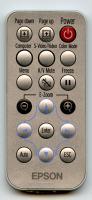 Epson 1109840 Remote Controls