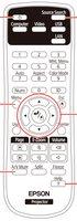Epson 1626366 Remote Controls
