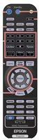 Epson 2192875 Remote Controls