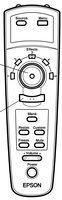 Epson 7544009 Remote Controls