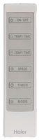 Haier WJ26X22286 Remote Controls