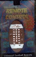 Generic football quarterback Remote Controls