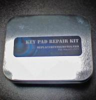Generic Remote Control Keypad Repair Kit Remote Control