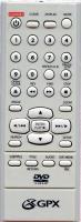 GPX d1816tsil Remote Controls