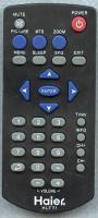 TV/DVD Combos » Remote Controls