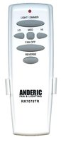 ANDERIC FAN2R/RR7078TR for Hampton Bay Ceiling Fan Ceiling Fan Kit