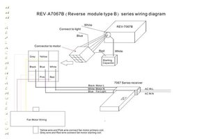 REVA7067B Wire Diagram/RAVA7067BWD
