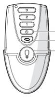 Home Decorators Collection TR171B Ceiling Fan Remote Control