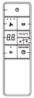Hampton-Bay TX031-ALL Remote Controls