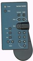 Harman-Kardon XX1341 Remote Controls