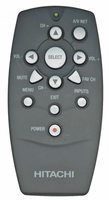 HITACHI clu122s Remote Controls