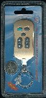 HITACHI mini hitachi key chain Remote Controls