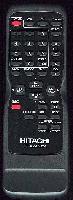 HITACHI vtrm4530a Remote Controls