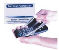 Hospitality Zaplex Remote Protector Remote Controls
