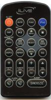 iLive is608b Remote Controls