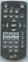 iLive itp100b Remote Controls