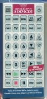 Innovage 1606917 Remote Controls