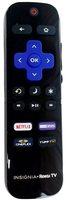 INSIGNIA 06518W21BY09XCA Roku Remote Controls