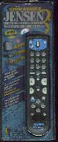 JENSEN SC330 Remote Controls