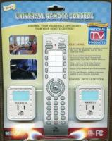 Journey's Edge URS124692 Remote Controls