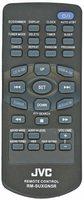 JVC RMSUXGN5R Remote Controls