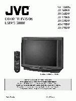 JVC AV36D501OM Operating Manuals