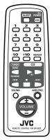 JVC rmsrcbz6 Remote Controls