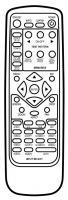 JVC ldhd1ku Remote Controls