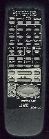 JVC lp20034020 Remote Controls