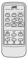 JVC rmrk20 Remote Controls