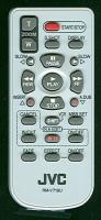 JVC rmv719u Remote Controls