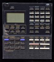 JVC pq10607b Remote Controls